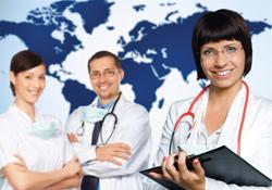 Միջազգային բժշկական տուրիզմի երեք սեգմենտները